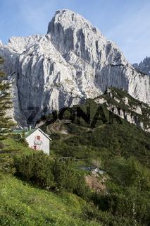 Stripsenjochhaus am Wilder Kaiser in Österreich