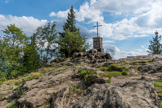Gipfel Grosser Falkenstein