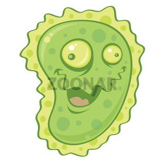 Cartoon Virus