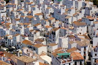Spanien Andalusien Casares Costa del sol