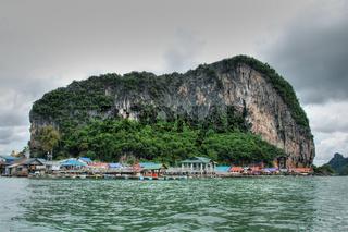 Fishermen Village, Krabi, Thailand, August 2007
