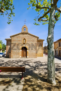 Kapelle Notre-Dame-de-la-Compassion, Lavernose-Lacasse, Frankreich
