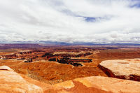 Green River Overlook, Canyonlands National Park, Utah, USA