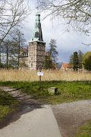 Raesfeld moated castle