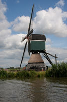Old Mill in the Netherlands