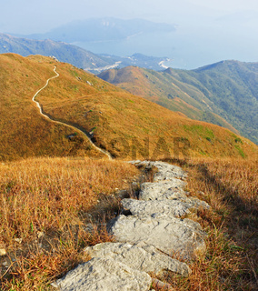 mountain path