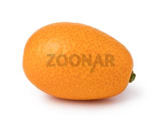 ripe kumquat fruit