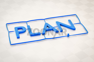 plastic injection molding word plan