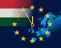 EU and flag of Hungary - five minutes to twelve.jpg