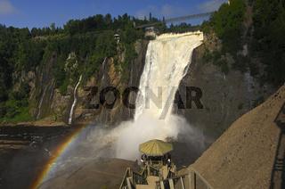 Montmorency Wasserfall, Beauport