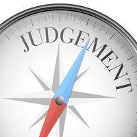 compass concept judgement