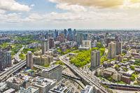 Brooklyn Heights Aerial View