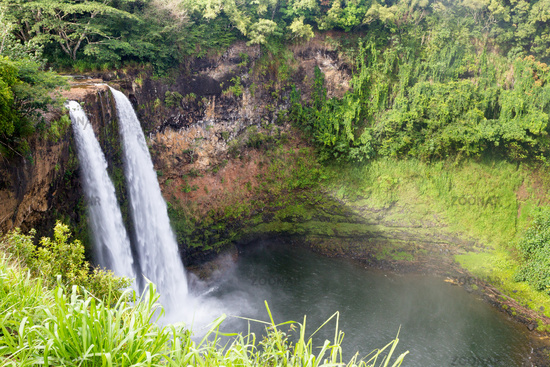 Wailua Falls, Kauai