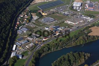 Waldshut-Tiengen, Gewerbepark Hochrhein