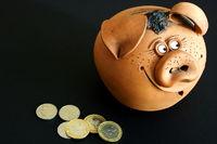 money-box