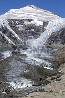 Gletscher Pasterze, Hohe Tauern, Österreich, Europa / Pasterze Glacier, Hohe Tauern mountain range, Austria, Europe