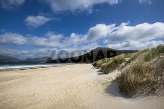 Sandstrand von Luskentyre Beach, Isle of Harris