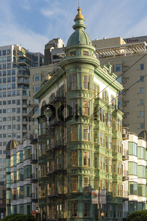 Coppola Building in San Francisco
