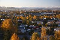 Oslo during autumn