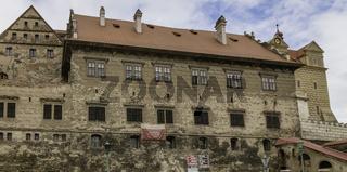 Schloss Bischofteinitz – Horšovský Týn , Tschechien