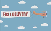 Plane Fast Delivery