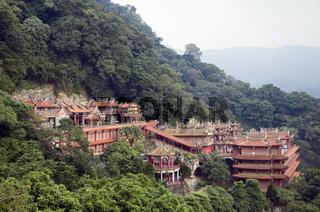 Cyuanhua Tempel,Taiwan