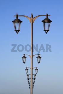 Strandlampen