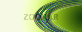 Abstract panorama eco background design with space for your text