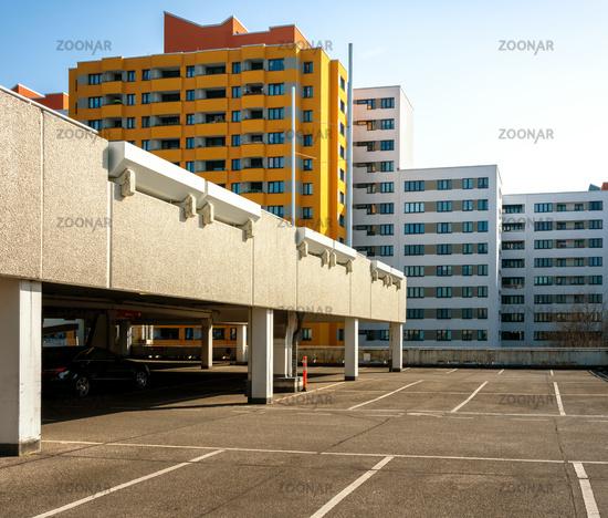 Social housing in Berlin