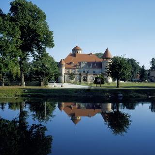 Wasserschloss Stolpe, Usedom