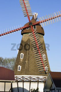 Danish Windmill in Elk Horn