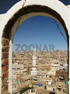 Sanaa old city, Yemen