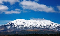 Mount Ruapehu, New Zealand