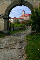 Burg Eingang | castle entrance