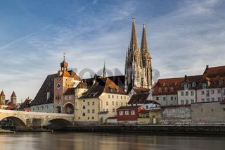 Regensburg Stadtansicht