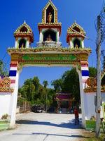 Buddhist Temple Wang Saen Suk (Hell Garden),Bang Saen,Chonburi,Thailand