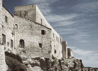san nicola castle, Tremiti Islands