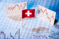Development of the economy in Switzerland