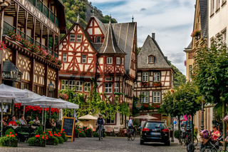 bacharach in germany
