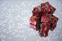 Small Christmas packages