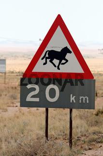 Schilder in Namibia. 002