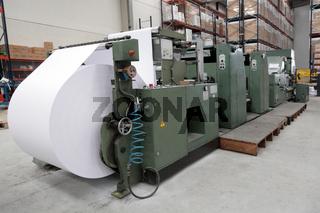 Rotary printing