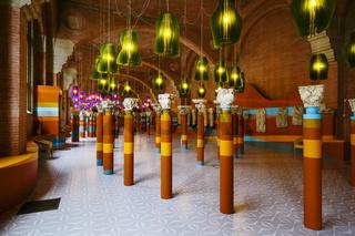 Galerie für Skulpturen der Romanik im Museum des Augustins, Toulouse, Frankreich