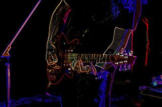 Gitarrenspiel