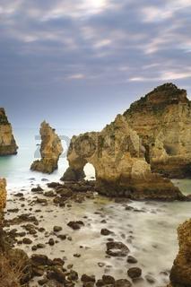 Felstuerme an der Algarve 8