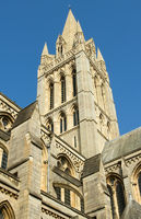 Truro Cathedral tower
