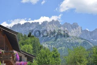 Wilder Kaiser in Tirol
