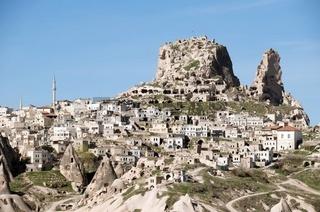 Aerial photo Cappadocia, Luftbild Kappadokien