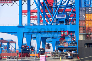 container terminal germany
