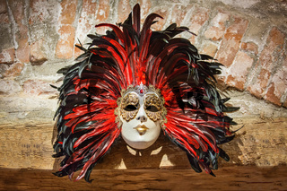 Carneval mask from Venice